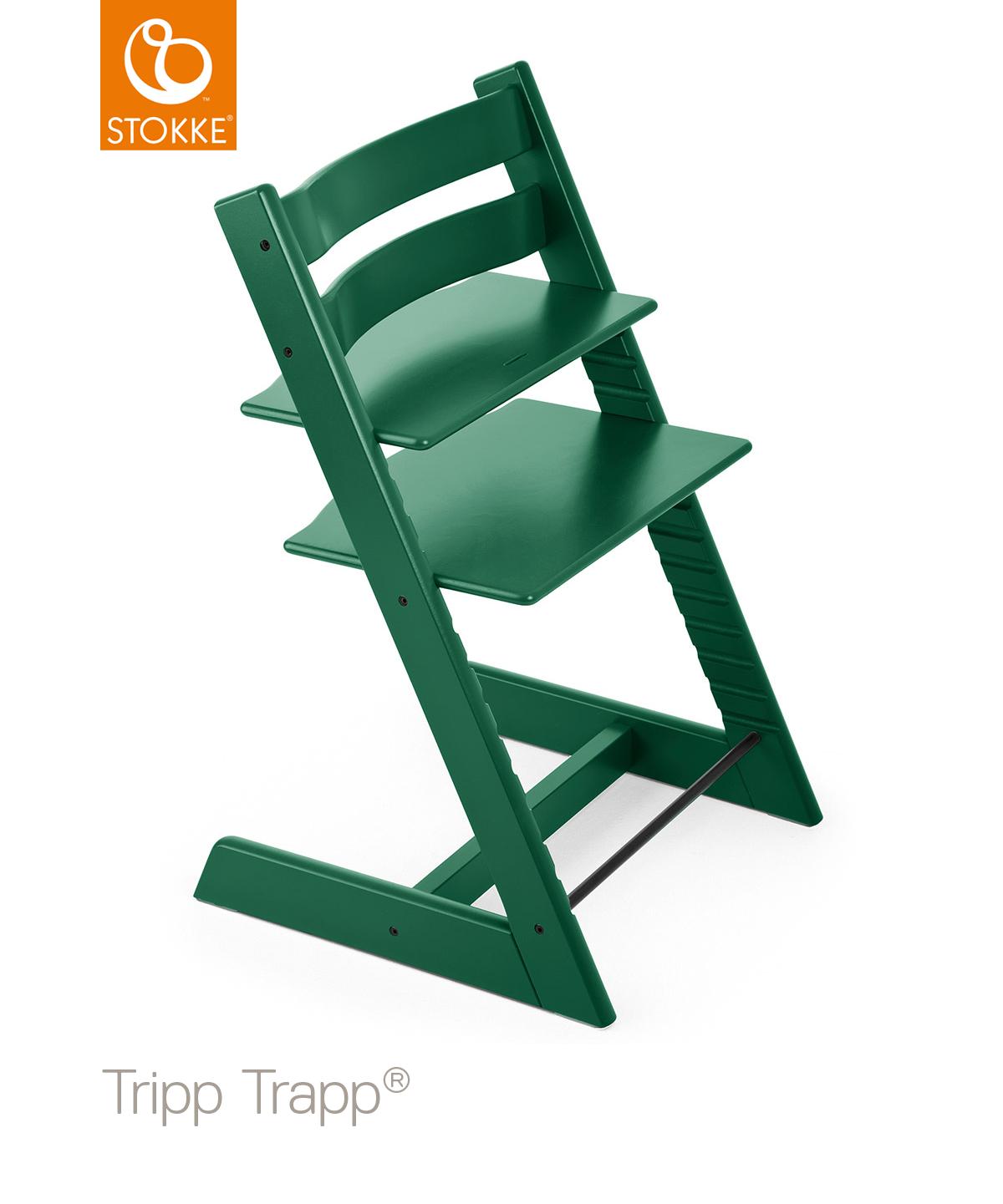 Tripp Trapp_Forest Green