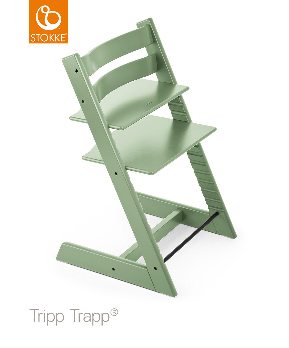 Tripp Trapp_Moss Green